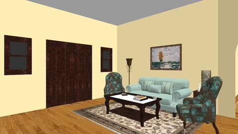 Morgan and Starson house - Eclectic - by housekeeper17