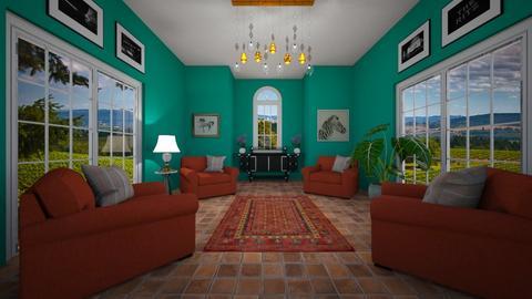 WIP - Living room - by VeroDale