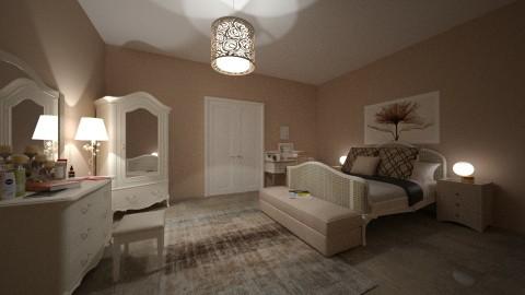 xcfnjdm - Vintage - Bedroom - by DMLights-user-1593471