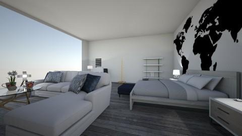bedroom - by kyanavdp