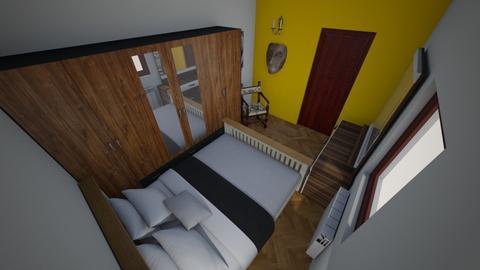 stan 9 - Retro - Living room - by jokojoko