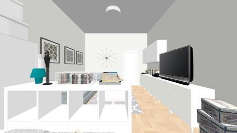 Roli Ruff - Living room - by mongo0910