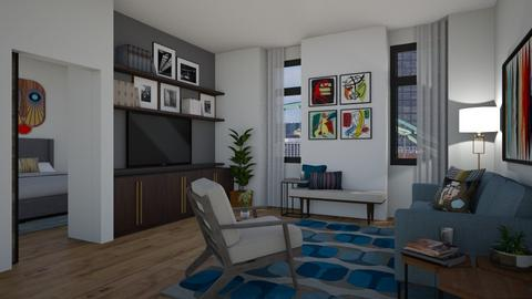 expat apartment - by rickglassinteriors