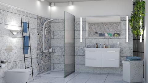 M_Moderne - Bathroom - by milyca8