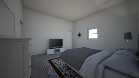 Leslie Bedroom  - Bedroom - by leslierojoo
