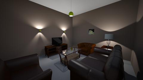Caleb Living Room - Living room - by Peyton G