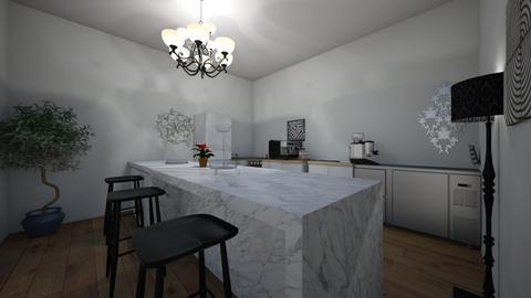 kitchen 63 - Modern - Kitchen - by ellta