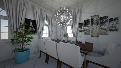 Tea Time - Modern - Dining room - by Alima5A