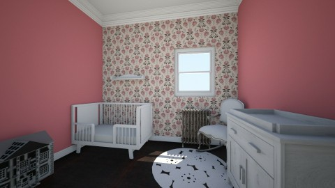 eloise - Kids room - by ocbruner
