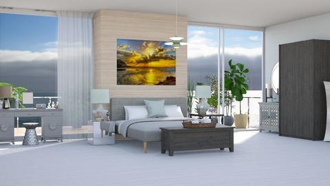 IP Diego - Bedroom - by Jade Autumn