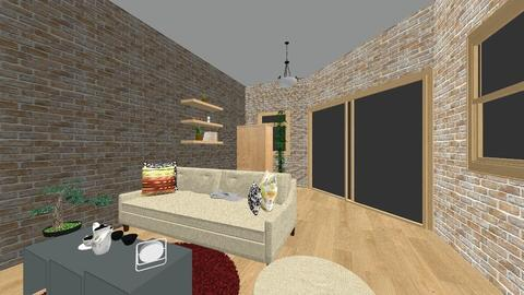 First scenery - Rustic - Living room - by Ihavethebestrooms