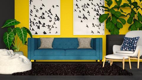 Porto Sofa - Modern - Living room - by millerfam