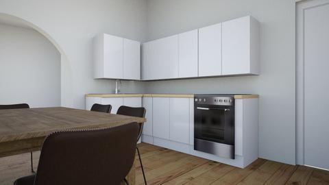 kitchen - Kitchen - by elisas91