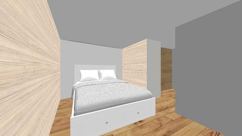 Zuiddijk Souterrain - Bedroom - by lormarco