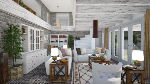 Modern Living - Living room - by Joao M Palla