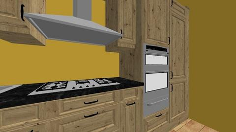 ihjipijpijppj - Kitchen - by LeLebear