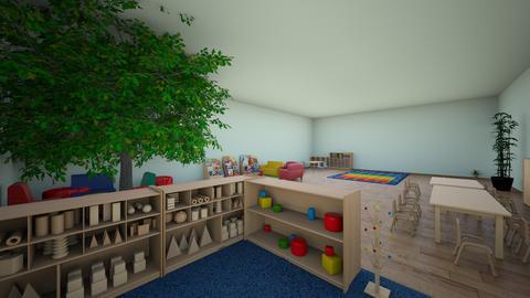 Preschool - Kids room - by ZXNBNHLQKAAVPDJUMMRTVWAQBJMAUAK