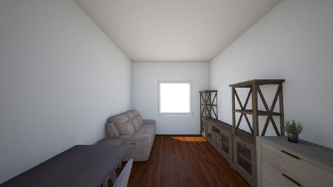 domek - Modern - Living room - by kacpermekal1234