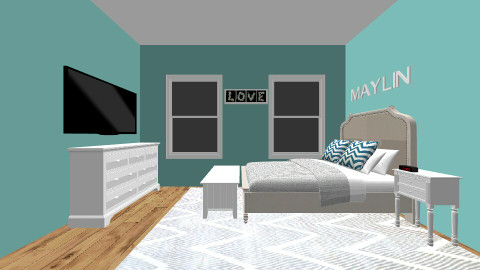 episode - Bedroom - by Emily Eicher