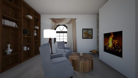My dreams - Living room - by Kamyk94