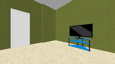 Rickeys House - Bedroom - by seahawknation