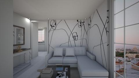 Casa177LivingRoom - Classic - Living room - by nickynunes