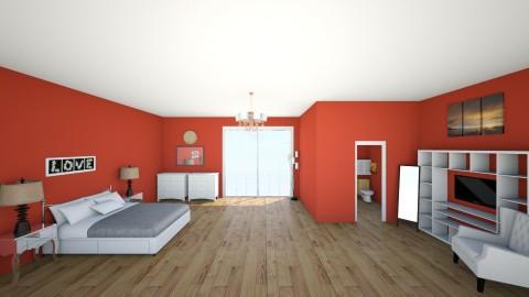 Bedroom - by Vicky Beriault