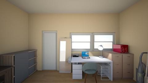 living1 - Classic - Living room - by Nitta JT