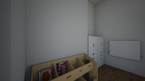 zolder - Kids room - by biekstar