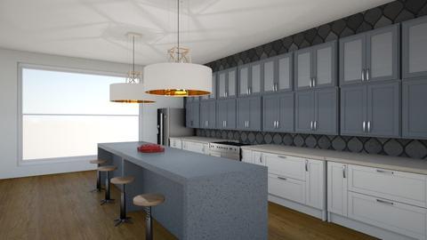 Moms dreamhouse  - Classic - Kitchen - by jsipod468