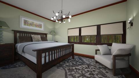 For shanlisowe I - Eclectic - Bedroom - by Theadora