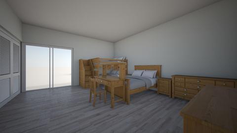 ZOEY101 - Bedroom - by Amairany Peralta
