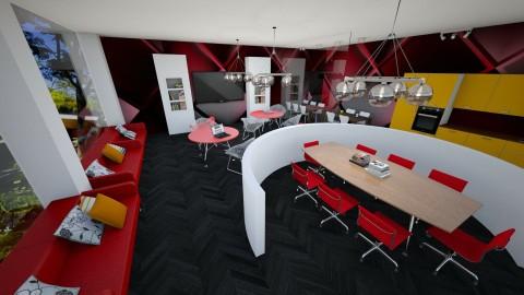 Staff room - by JustBeautifulInteriors