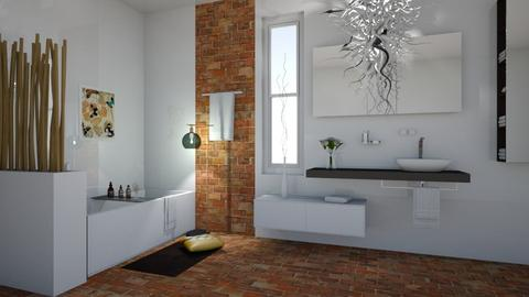 h - Bathroom - by TeodoraYord
