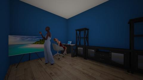 Forensic Room - by kfoulk1198