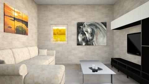 Mini living room - Living room - by javi2014