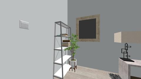 interior design period 6 - Modern - Living room - by jonesca8