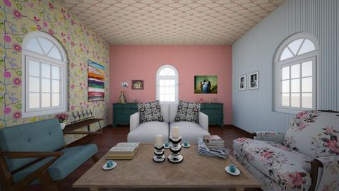 the fools - Classic - Living room - by Faranak
