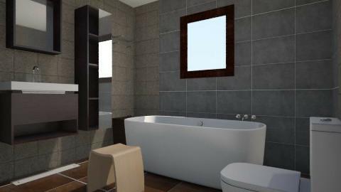 bathroom - Bathroom - by lucian_serpi