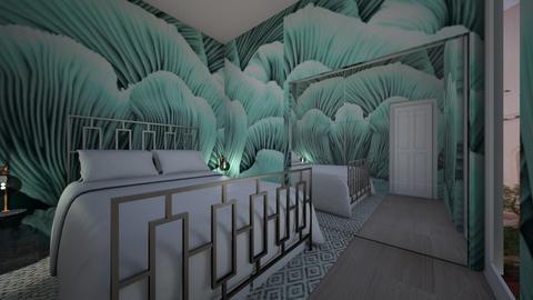 Casa168Bedroom - Eclectic - Bedroom - by nickynunes