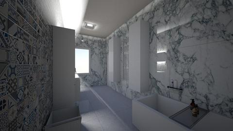 bath1a - Bathroom - by lupuuandreea
