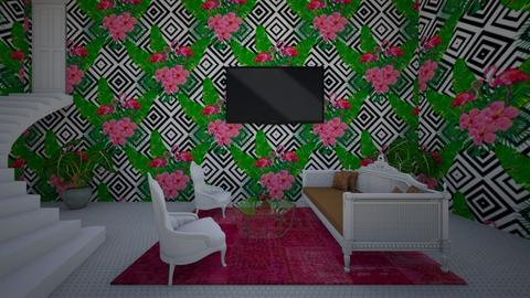 My dream living room - by Cool Coder Girl