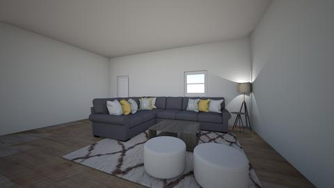 Plans - Living room - by Snicks