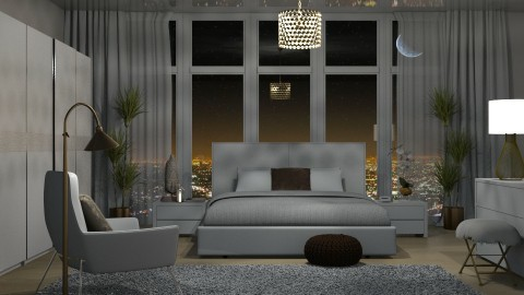 Night Bed - by DeborahArmelin