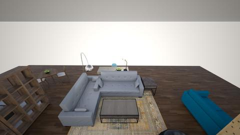Small Spaces basic - by KirstinPaul