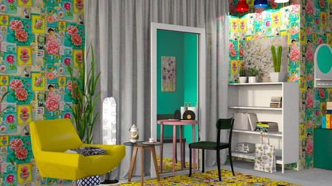 Eclectic Collection - Eclectic - Living room - by Gurns