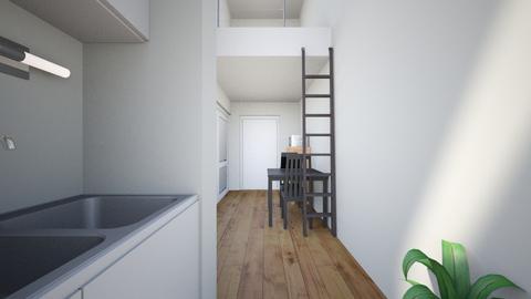 Tiny Apartment 2 - Kitchen - by SammyJPili
