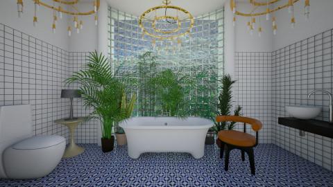 EastWest Bathroom - Eclectic - Bathroom - by 3rdfloor