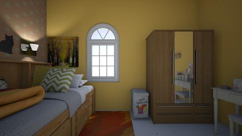 kamar fy3 - Bedroom - by clouds28