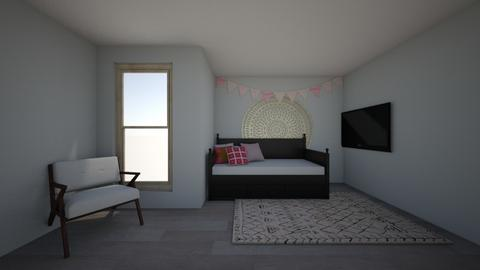 PINK - Bedroom - by Anna_Marie_06
